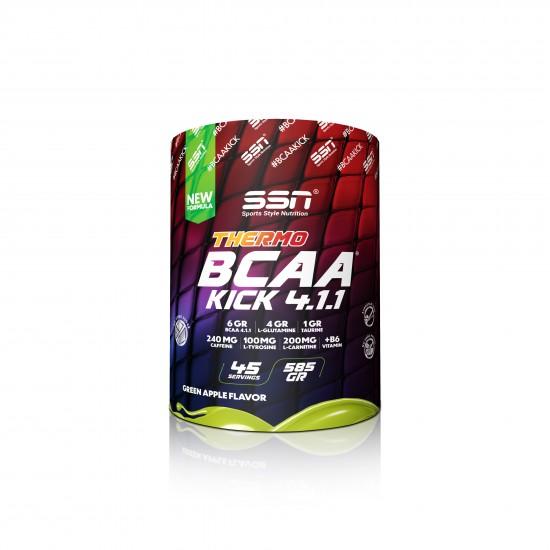 SSN BCAA Thermo Kick 585 Gr Yeşil Elma