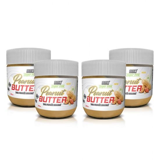 SSN Super Food Peanut Butter Yer Fıstığı Ezmesi 4'lü Paket