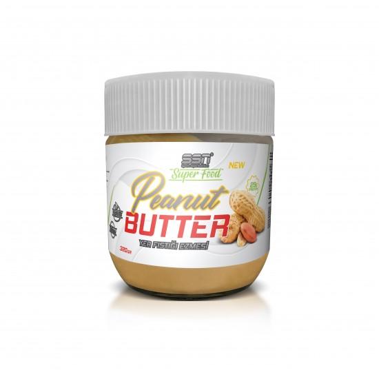 SSN Super Food Peanut Butter Yer Fıstığı Ezmesi 320 Gr