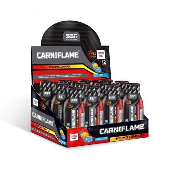 SSN Carniflame 3000 Mg 12 Ampul
