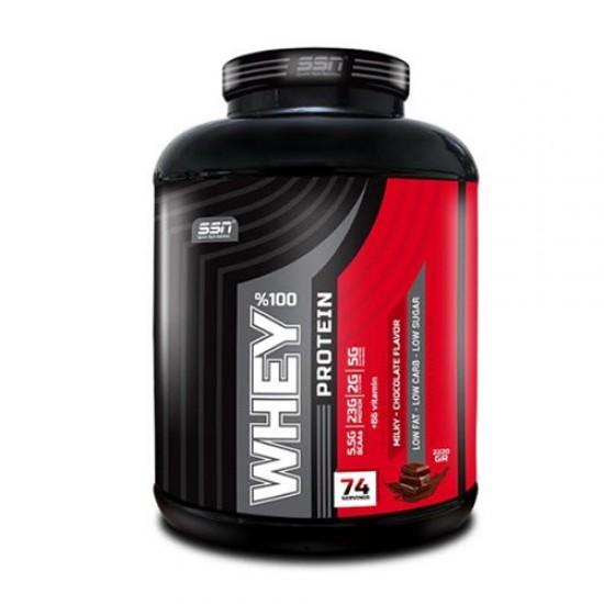 SSN %100 Whey Protein 2200 Gr. Sütlü Çikolatalı